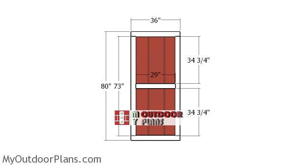 Building-shed-doors