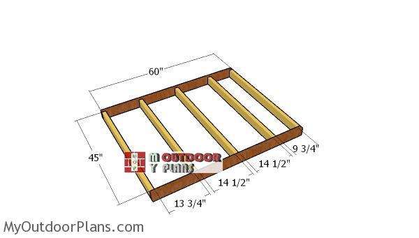 Building-the-dog-house-floor-frame