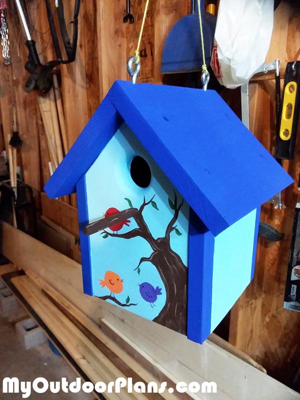 DIY-Artistic-Birdhouse