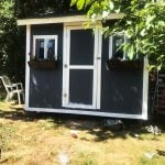DIY Large Chicken Coop