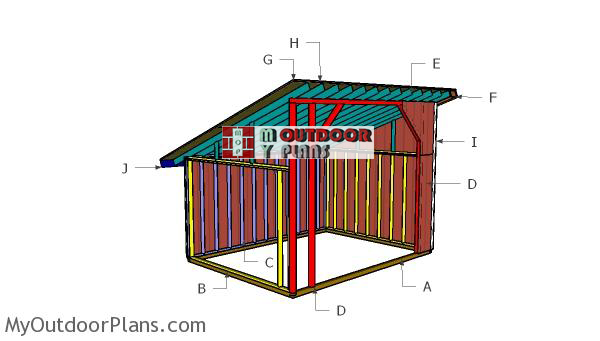 Building-a-12x16-run-in-shed