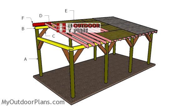 Building-a-12x24-carport