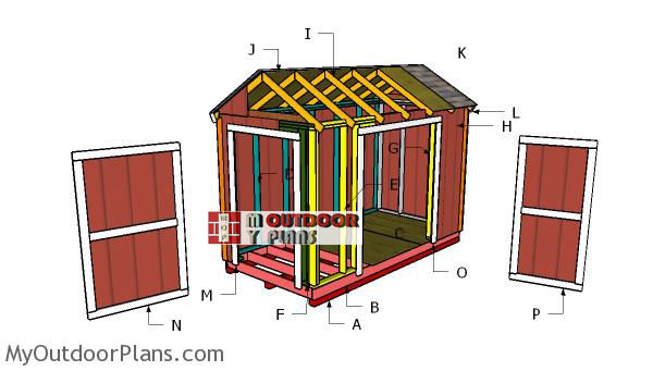 Building-a-12x6-shed