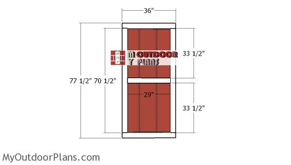 Door-plans-for-shed