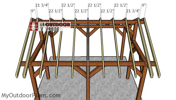 Fitting-the-rafters