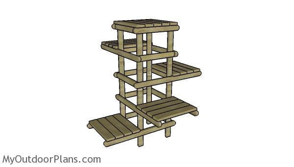 Tree Plant Stand Plans