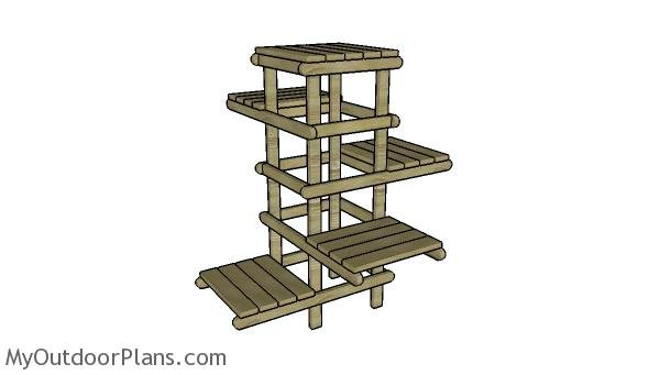 Plant Stand Tree Plans