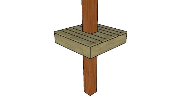 Post Built Table Plans