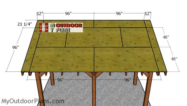 Roof-sheets