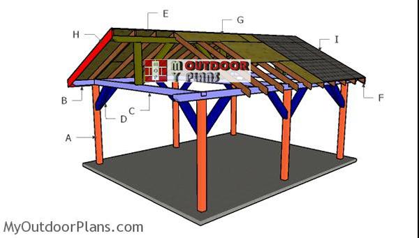Building-a-16x24-pavilion