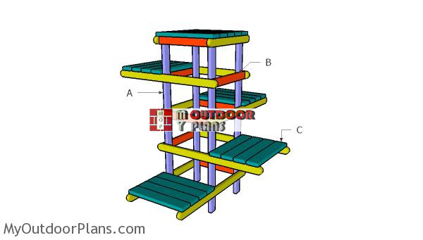 Building-a-tiered-plant-stand
