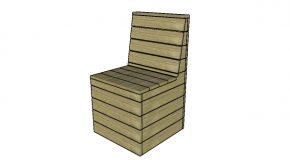 Modern Outdoor Chair Plans