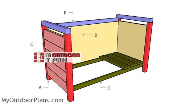 Building-a-modern-planter-box