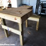 DIY Shooting Bench