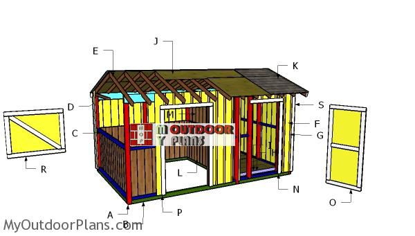 Building-a-horse-barn-with-tack-room