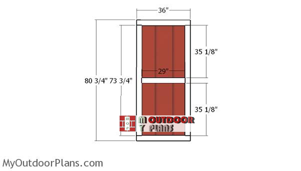 Building-the-door---shed