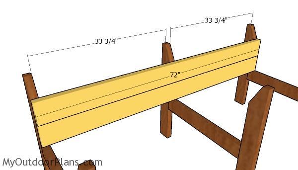 Side slats