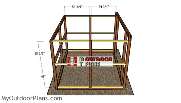 Side-supports---10x12-shed