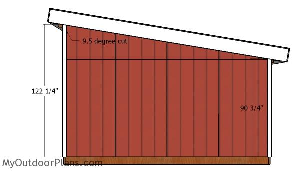 Side wall trims