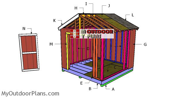 Building-a-10x10-shed