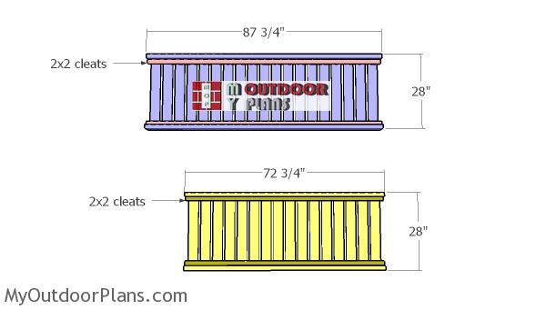 Building-the-railings---16x18-pavilion