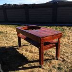 DIY XL Big Green Egg Table