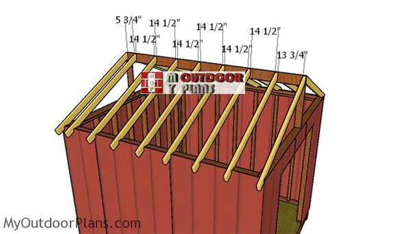 Fitting-the-rafters-to-the-shed