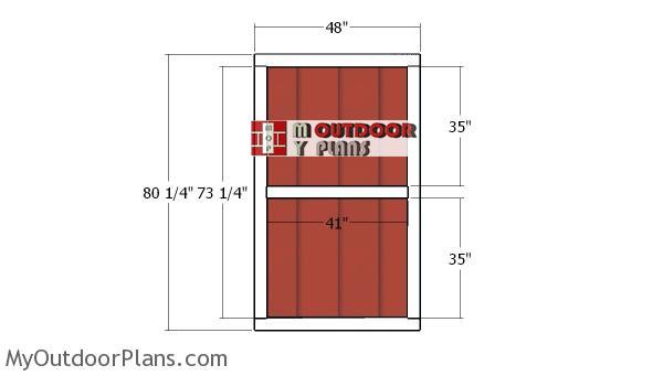 Building-the-door