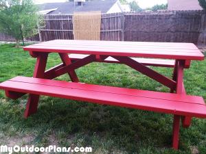 DIY-Picnic-Table