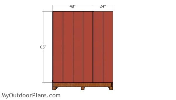 Side wall sheets