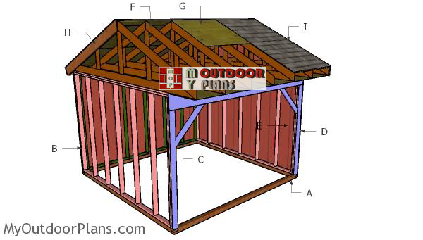 Building-a-12x12-field-shed