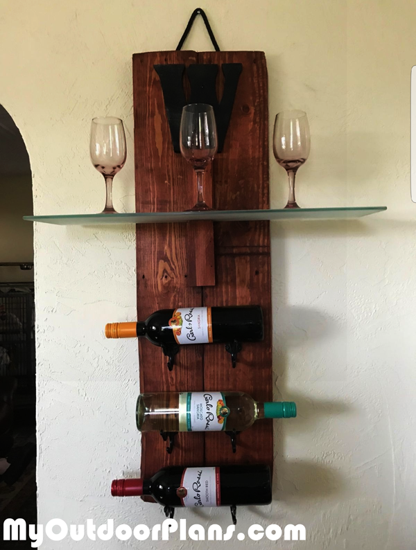 DIY-Wall-Wine-Rack