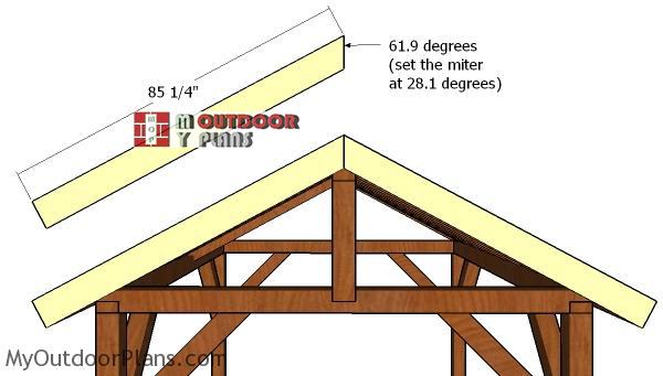 Gable-end-roof-trims