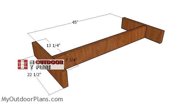 Bench-frame