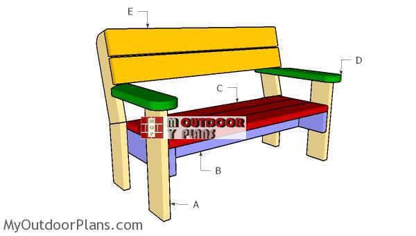 Building-a-2x6-bench