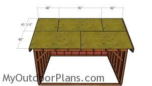 Roof sheets - part 1
