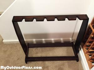 Wood-guitar-rack
