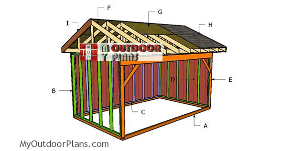 Building-a-10x16-field-shed