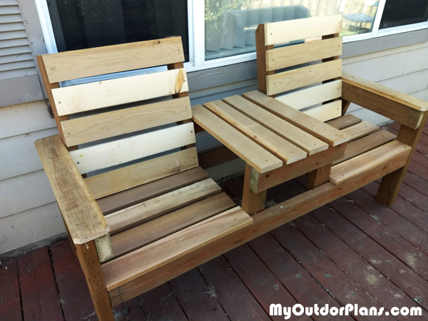 Building-a-double-chair-bench
