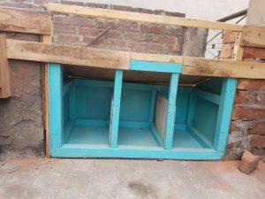 Chicken Coop Nesting box