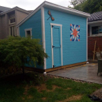 DIY 6×12 Lean to Shed