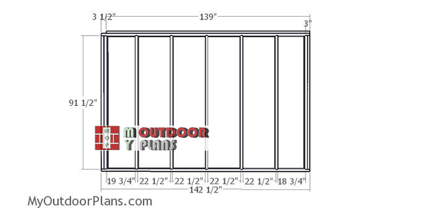 Side-wall-frame---12x20-field-shed