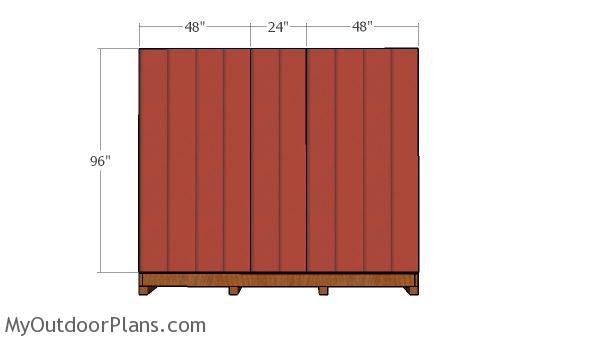 Side wall panels