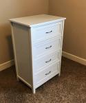 DIY 4 Drawer Dresser