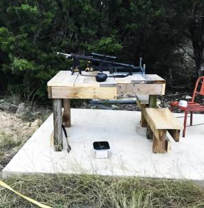 DIY-Large-Shooting-Bench