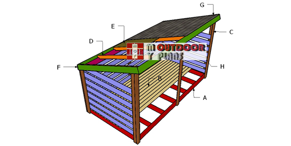 Fitting-a-3-cord-wood-shed