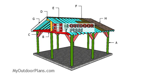 Building-18x18-picnic-shelter