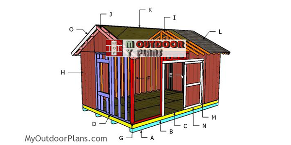 Building-a-12x18-gable-shed