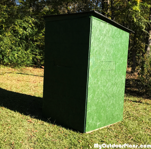 DIY-4x4-Deer-Blind
