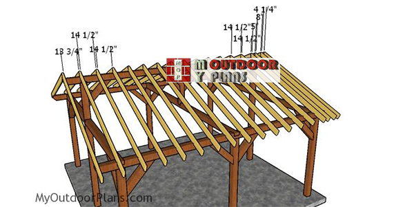 Fitting-the-rafters---18x18-pavilion